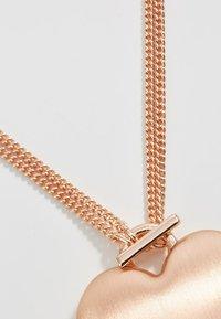 Pilgrim - Necklace - rose gold-coloured - 3