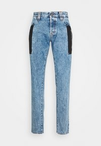 Just Cavalli - PANTALONE TASCHE - Džíny Slim Fit - blue denim - 4