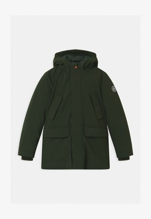 SMEGY - Winter coat - green black