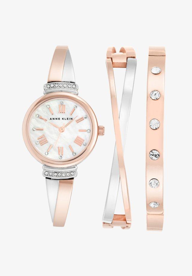SET - Watch accessory - weiß