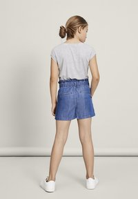 Name it - Jeans Short / cowboy shorts - medium blue denim - 1