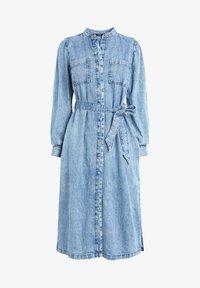 Next - Denim dress - blue - 1