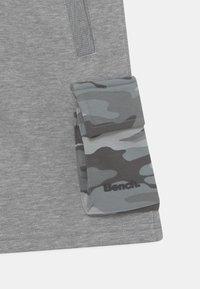 Bench - HARLAN - Short - grey - 2
