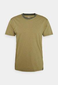 FAVORITE MINI THOR - Print T-shirt - burnished gold/olive