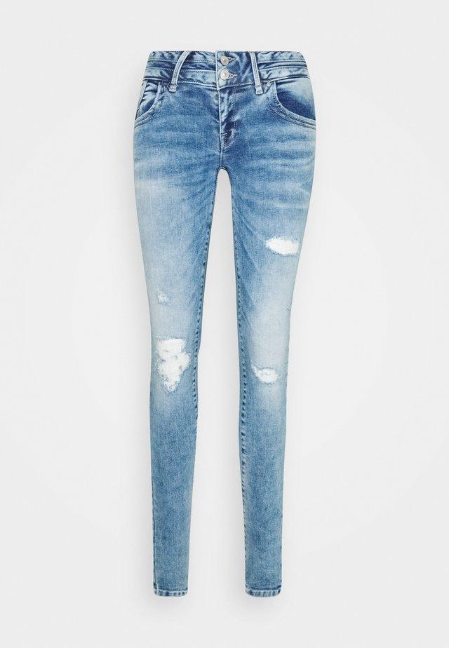 JULITA - Jeans Skinny Fit - moran wash