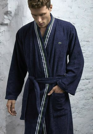 Dressing gown - navy