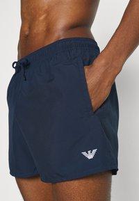 Emporio Armani - Shorts da mare - navy blue - 2