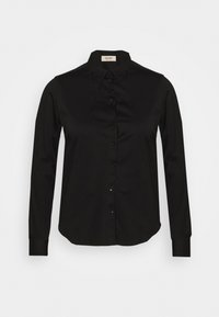 Mos Mosh - TINA - Button-down blouse - black - 0
