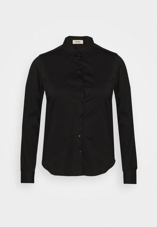 TINA - Košile - black