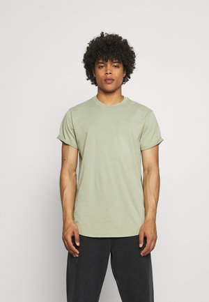 LASH  - T-shirt basic - grege green