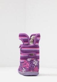 Bogs - BABY GARDEN - Winter boots - purple/multicolor - 4