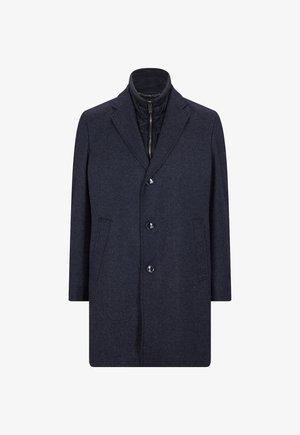 BARONZ - Classic coat - navy meliert