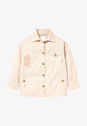 Summer jacket - stone