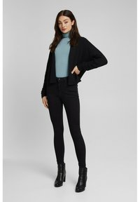 Esprit Collection - Jeans Skinny Fit - black rinse - 1