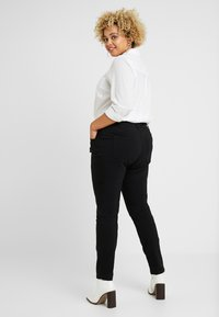 MY TRUE ME TOM TAILOR - Jeans Skinny Fit - deep black - 2