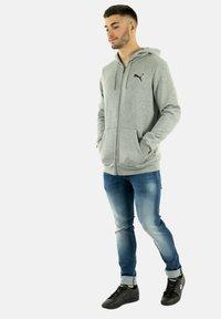 Puma - Zip-up sweatshirt - gris - 1