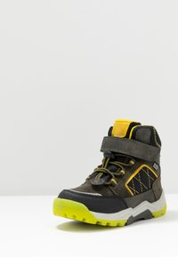 Lurchi - TALON - Winter boots - dark olive - 2