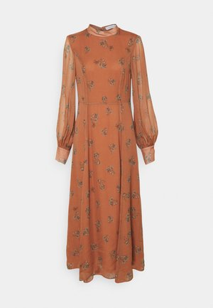 INDIVIA - Cocktail dress / Party dress - ochre