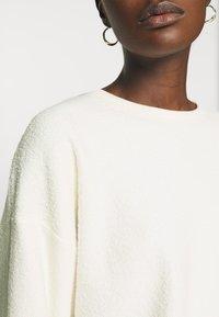 American Vintage - BOBYPARK - Sweatshirt - ecru - 4