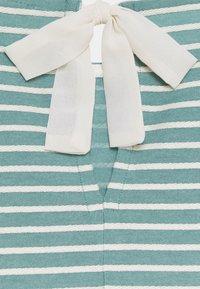 TOM TAILOR DENIM - Long sleeved top - mint - 2