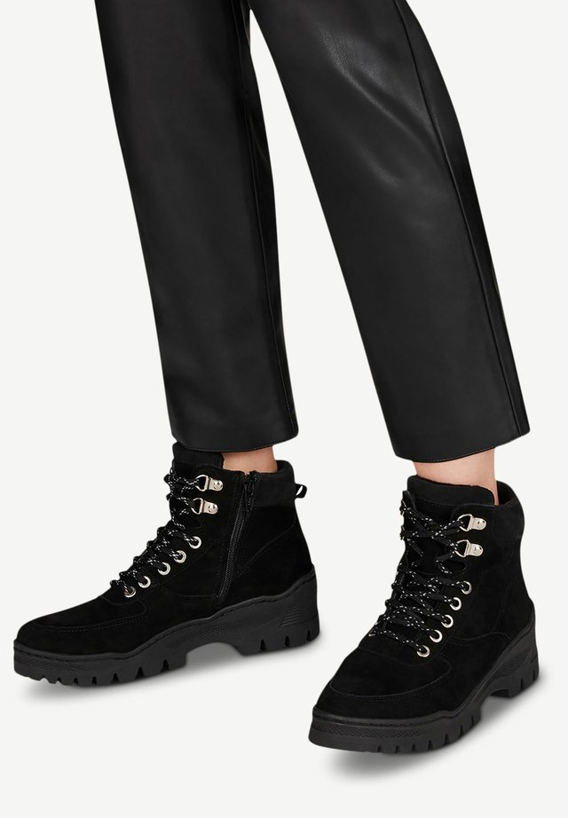 Ankle Boot - black uni