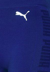 Puma - SEAMLESS SHORTS - Leggings - clematis blue - 2