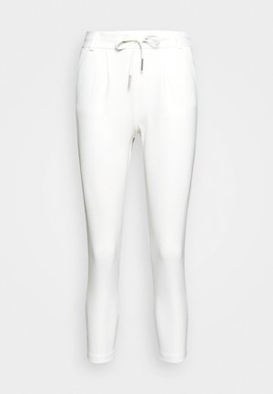 ONLPOPTRASH EASY COLOUR PANT - Bukse - cloud dancer