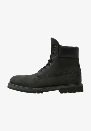 PREMIUM BOOT  - Lace-up ankle boots - black