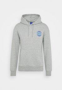 JORCOLTON HOOD - Sweatshirt - light grey melange
