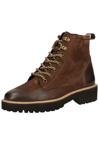 Paul Green - Lace-up ankle boots - dunkelbraun - 2