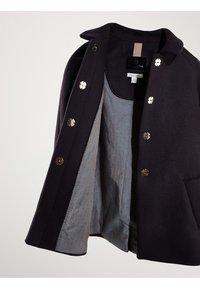 Massimo Dutti - Classic coat - dark blue - 6