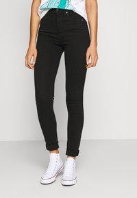 Gap Tall - SKINNY SAMANTHA - Jeans Skinny Fit - true black - 0