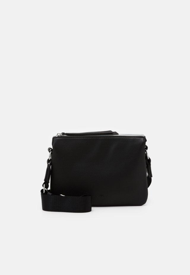 GIRONA - Across body bag - mixed black