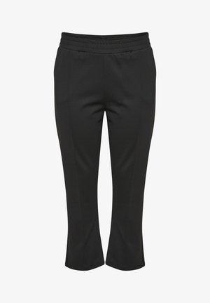 Teplákové kalhoty - black deep