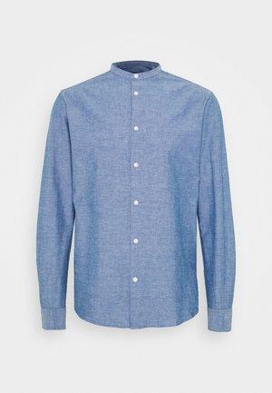 Shirt - medium blue melange