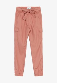 Abercrombie & Fitch - UTILITY  - Spodnie materiałowe - rust - 3
