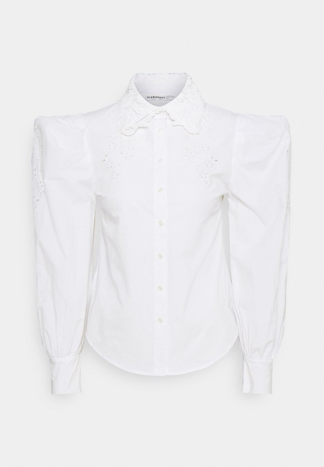 LADIES TOP  - Camicetta - white