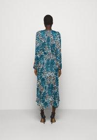 DKNY - Day dress - ivory gemstone black multi - 2
