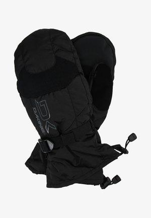 SCOUT MITT 2-IN-1 - Lapaset - black