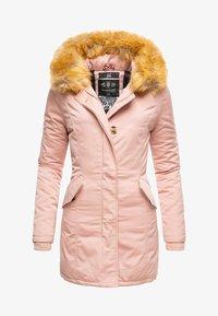 Marikoo - KARMAA - Winter coat - pink - 0