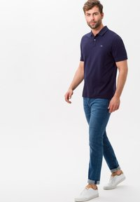 BRAX - STYLE PETE - Polo shirt - ocean - 1