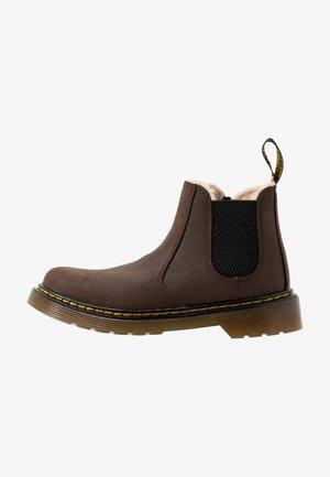 2976 Leonore Y Republic Wp - Snowboots  - dark brown