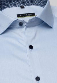 Eterna - SUPER-SLIM - Formal shirt - hellblau - 4