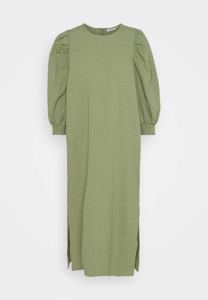 Minimum - HURSINE - Sukienka letnia - oil green