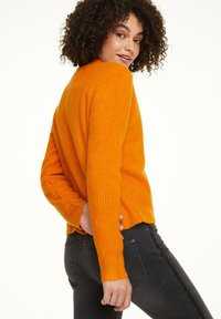 comma casual identity - Cardigan - curry - 2