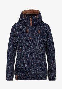 Naketano - Summer jacket - dark blue - 0