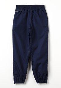 Lacoste Sport - TENNIS PANT - Spodnie treningowe - navy blue - 0