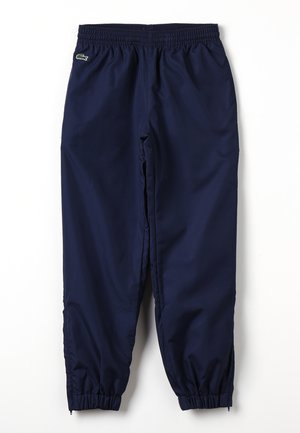 TENNIS PANT - Tracksuit bottoms - navy blue