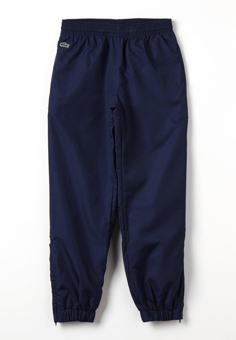 Lacoste Sport - TENNIS PANT - Spodnie treningowe - navy blue