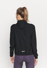 Nike Performance - Laufjacke - black - 2